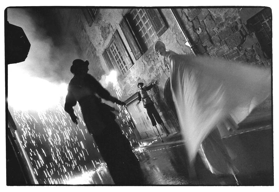 St Bourrou, Marcillac, vues photographiques, photo argentique