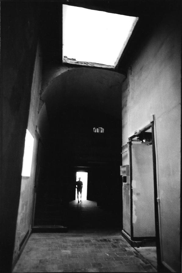 Huitième étage, prises de vues argentiques, J-P Devals